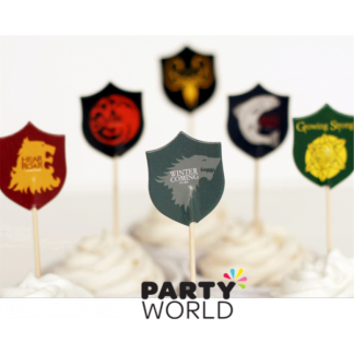 Game Of Thrones Cake Toppers (12)
