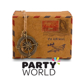 Air Mail Favor Boxes
