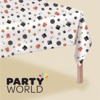 Hollywood Movie Table Cover