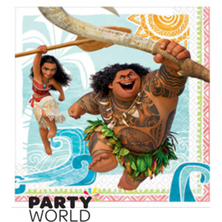 Moana Luncheon Napkins (16)