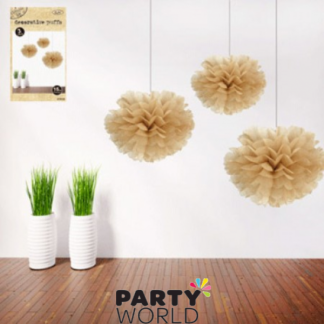 6in Natural Craft Decorative Puff (3)