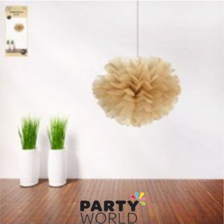 20in Natural Craft Decorative Puff (1)