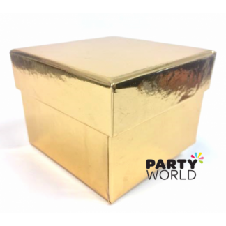 Gold Favour Boxes (3)