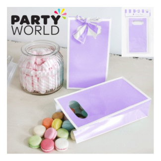 Lavender Party Bags (6)
