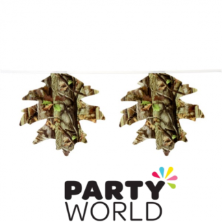 Woodland Camo Leaf String (12)