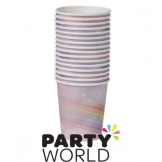 Rainbow Dream Cups (8)