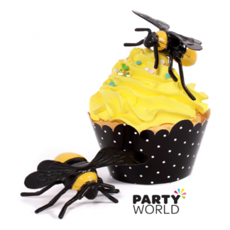Bee Cupcake Topper / Cake Figure