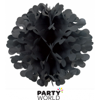 12in Flutter Ball - Black