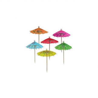 Cocktail Parasols (144)