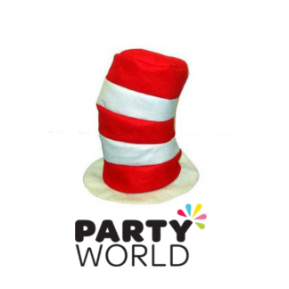 Dr Seuss Fabric Hat
