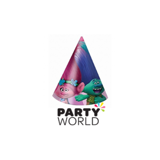 Trolls Party Hats (6)