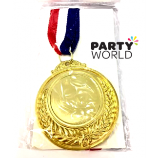 Gold Winner Medal