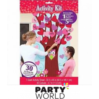 Heart Tree Activity Kit