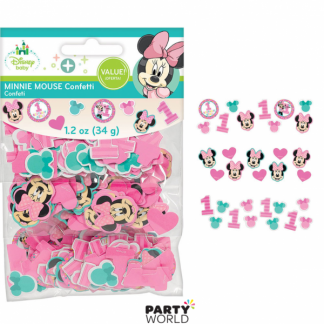 Minnie's Fun To Be One Confetti (34g)