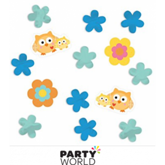 Happi Tree Baby Owls Confetti 14g