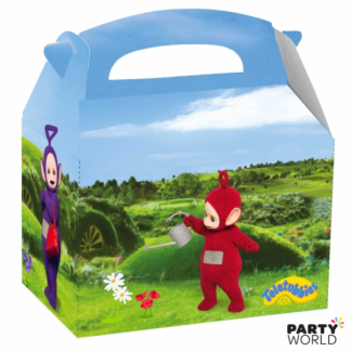 Teletubbies Paper Party Boxes (4)