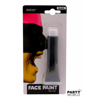 Black Face Paint (28g)