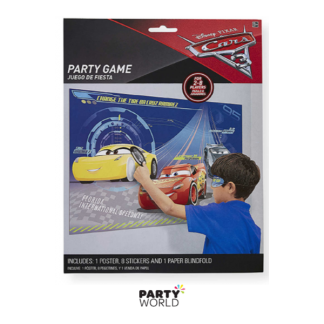 Cars Party Game