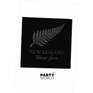 New Zealand Silver Fern Napkins (15)