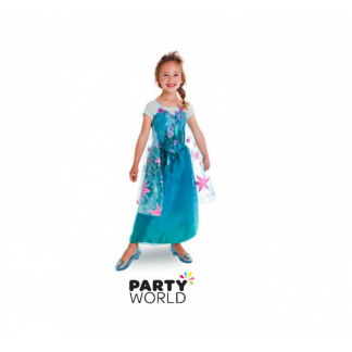 Frozen Fever Princess Elsa Dress - size 140