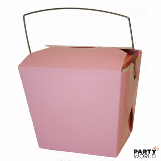 Light Pink Noodle Boxes (4)