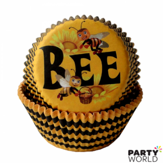 Bee Cupcake Cases (25)