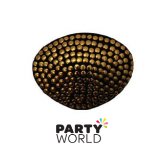 Pirate Gold Studded Eye Patch