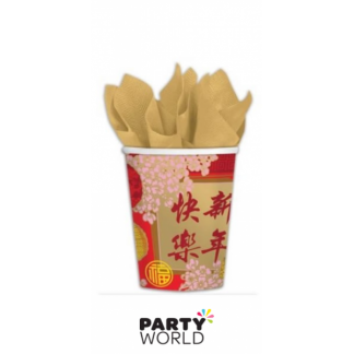 Chinese New Year Paper Cups (8)