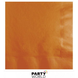 Pumpkin Spice Luncheon Napkins (50)