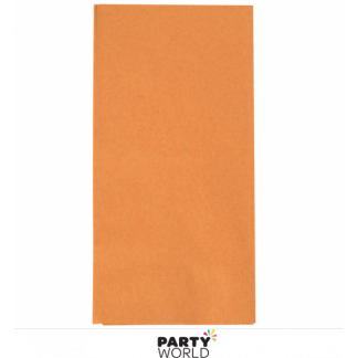 Pumpkin Spice DINNER Napkins (50)