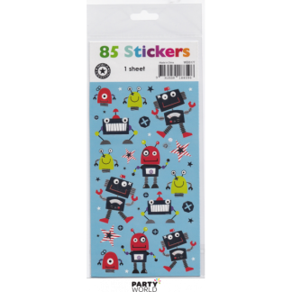 Cheeky Robots Stickers (85)