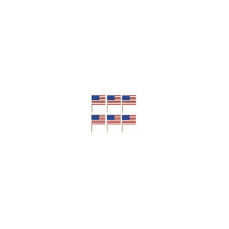 American Flag Picks (100)