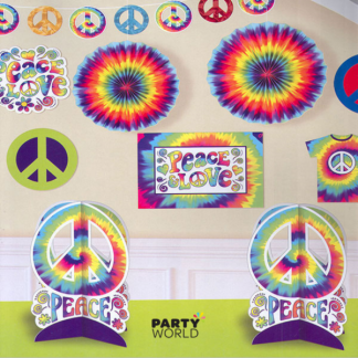 Groovy Room Decorating Kit (10pcs)