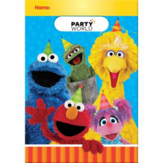 Sesame Street 2 Party Loot Bags (8)