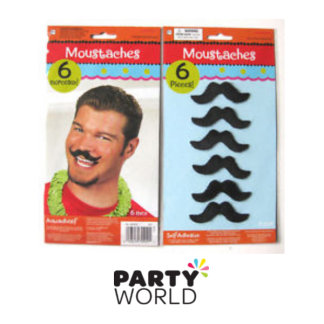 Self-Adhesive Fiesta Moustaches (6)