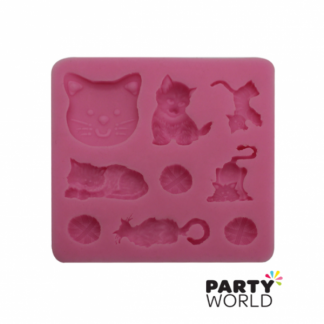 Playful Cats Mould