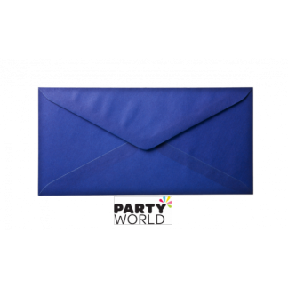 Blue Envelopes (10)
