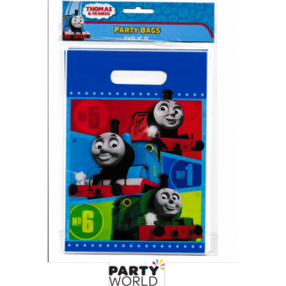 Thomas The Tank Engine Party Bags (10)