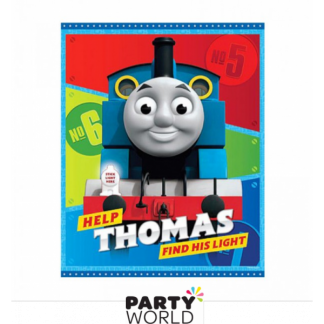 Help Thomas Find His Light Party Game