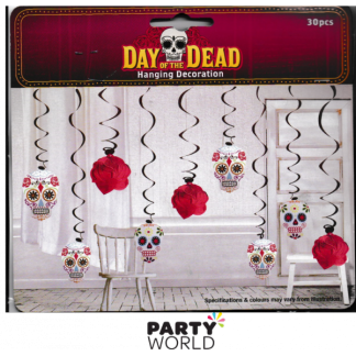 Day of the Dead Hanging Decoration (30)