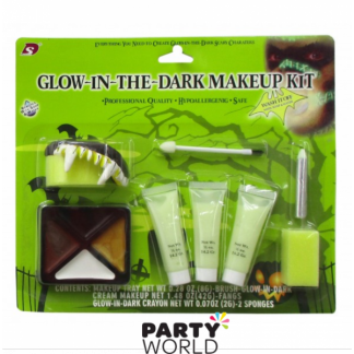 Glow In The Dark Make Up Kit