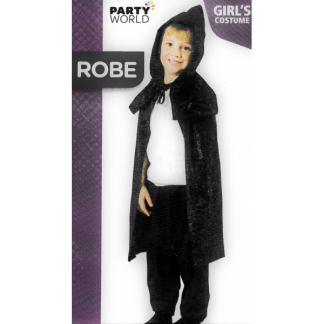 Girl's Witch Robe (size S)