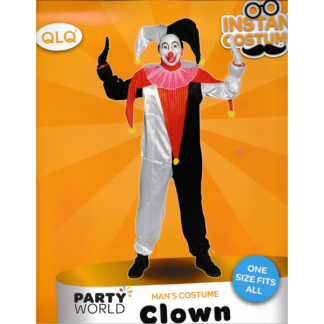 Clown Costume - Mens