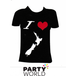"""I Heart NZ"" Card"