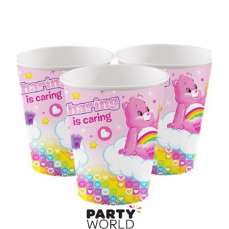 Care Bears Paper Cups (8)