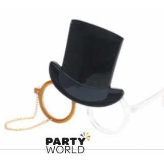 Party Glasses - Gentleman