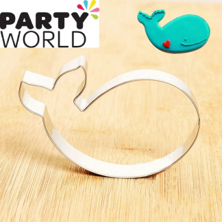 Whale Shape Cookie Cutter