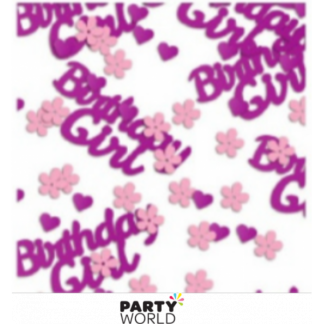 Birthday Girl Confetti 14g