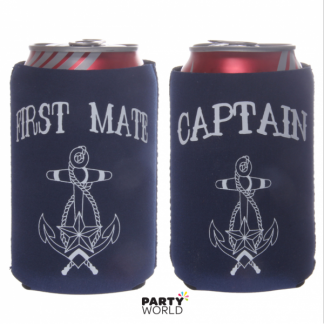 Nautical Beer Can Holders (2)