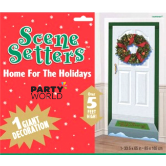 Christmas Home For The Holidays Scene Setter